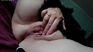 Masturbation of my wife