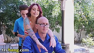 TRYBANG - 4th Of July With Monique Alexander, Adria Rae, and Juan El Caballo Loco