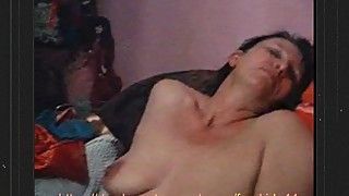 Behaarte Milf