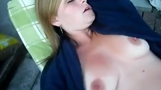 hot wife gets slutty for the camera