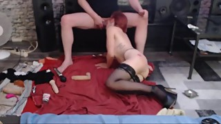 hot submissive wife roleplay cocksucking session