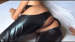 submissive wife anal sex in leather submissivea€'webcam.com