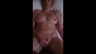 Cheating wife takes black cock bareback
