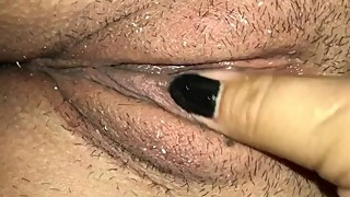 Stud lets wife play with wet dripping pussy, SOUND ON