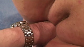 Dutch wife likes to be fisted