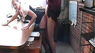 Sexy Secretary Sex in the Office