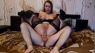 Compilation ANAL Alex Lee \ Wife gives fuck ASS to husband and neighbor