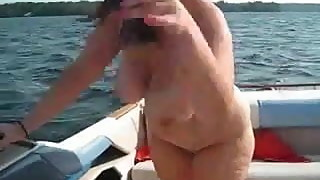 Firstly Dip In The Sea and after Fuck