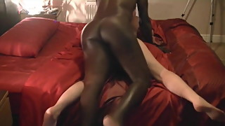 Sexy wife gets it Hard BBC style