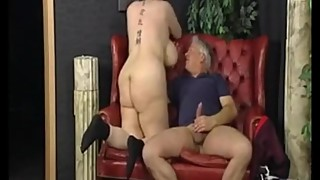 Kinky Mature German Couple BBW Wife and Big Cumshot