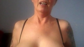Tribute these tits. Scottish milf