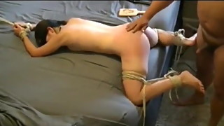 Old Mister fucks my wife like a whore