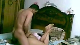 Egyptian horny milf wife with her husband 4