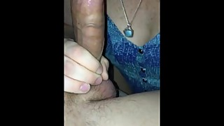 Blowjob from wifea€™s friend POV