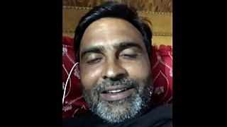 Rajiv Sinhmar JERKING COCK ON CAM WITH FACE WIFE AND SON VIDEO SCANDAL.