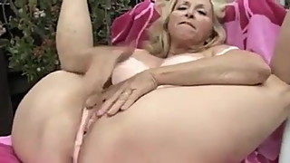 Hot Mom Masturbating