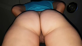 My Wife Shakes Her Big Fat Ass And Legs For You