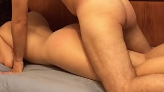 Fucking my wife in the pussy