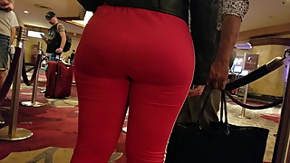 Thick ass foreigner