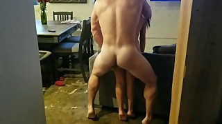 Petit sexy hotwife fucked by a big guy from bumble part 2 (stranger #5)