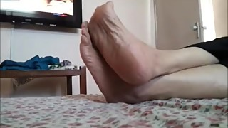 Candid Indian Wife more soles!