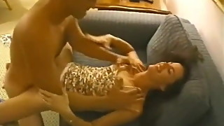 Cheating wife creampied by stranger stud