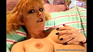 Lonely Housewife Masturbation