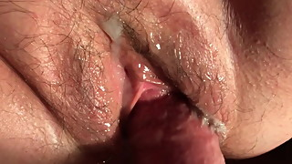 Ooozing Cum Inside My 45 yo Wife, Mother Of 3