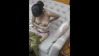 Mangalsutra Clad Hindu Wife Sex With Circumcised Mus Guy In The Office