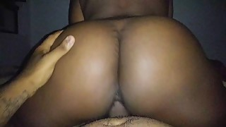 My wife getn thicker everytime we do anal