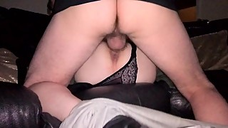 Dirty wife getting banged by mate