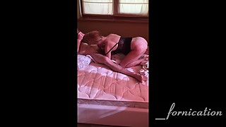 Blowjob skills from oral nympho hotwife