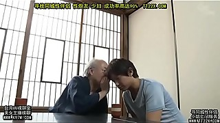 Old man and son fuck her wife watch full video here: http://biastonu.com/27VX
