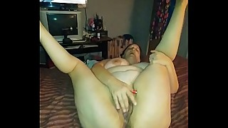 Veronica Pefley getting ass and pussy whipped