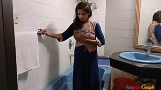 Indian Teen Sarika With Big Boob In Shower