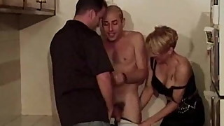 Husband Catches Wife- MMF