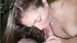 JessicaVanessa is the perfect bareback cum eater hotwife