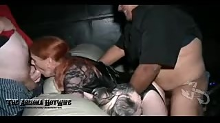 The Arizona HotWife Theater Gangbang the Erotic Emporium Adult Theater 22