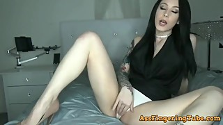 Virtual Sex - Horny Housewife Seduces