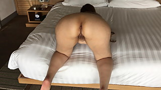 My Curvy Brazilian Wife for ass lovers.....