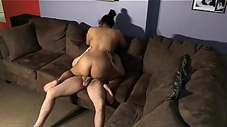 Dominican Wife Fucking Like A Thot Pt. 2